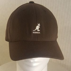 KANGOL Mens BASEBALL HAT FITTED FLEX FIT